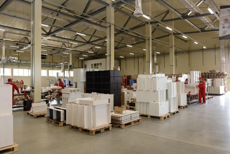Замоскворецкая мебельная фабрика.