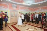 Свадьба «в малиновке»